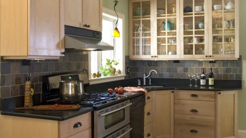Award-winning kitchen remodeling